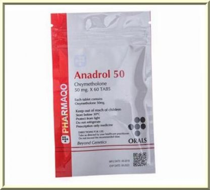 Buy Anadrol 50 from Pharmaqo Labs online in USA now
