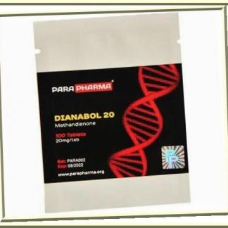Buy DIANABOL 20 from Para Pharma online in USA now