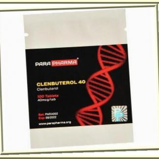 Buy Clen 40 (Clenbuterol Hydrochloride) from Biomex Labs online in USA now