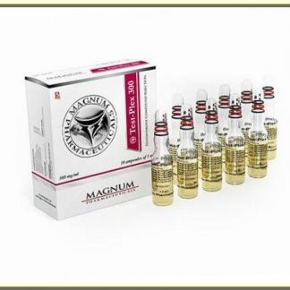 Buy Test-Plex 300 from Magnum Pharmaceuticals online in USA now