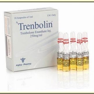 Buy Trenbolin amp. (Trenbolone Enanthate) from Alpha-Pharma Healthcare online in USA now