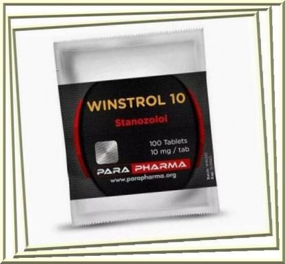 Buy Winstrol Oral 10 mg from Dragon Pharma online in USA now